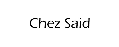 Chez Said