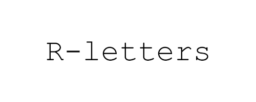 R-letters